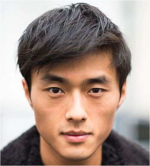 Hairstyles For Thick Asian Hair Beautiful 19 Popular Asian Men Hairstyles 2018