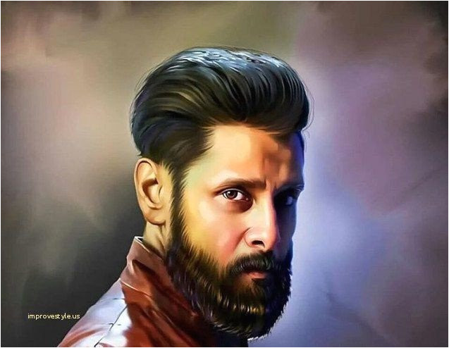 Hairstyles for Guys with Thick Wavy Hair Tamil Hairstyle for Short Hair Inspirational Vikram Hairstyle 0d