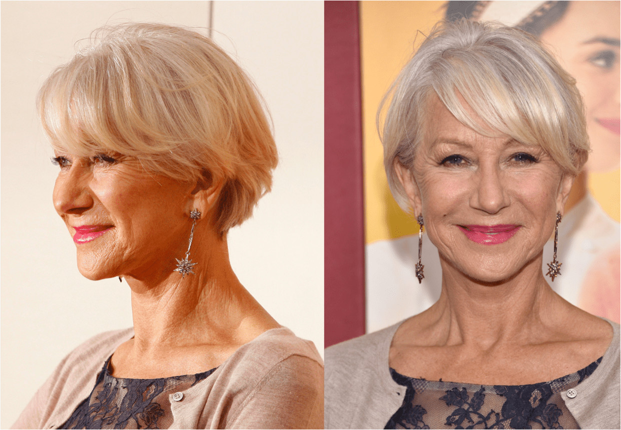 helen mirren short hair 56a f9b58eba4b14c2f