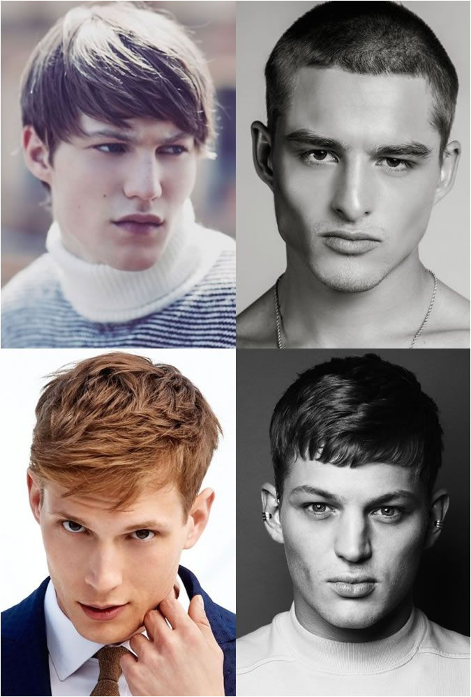 20 Easy Men s Haircuts & Hairstyles for Work and Play Mens Hairstyles Pinterest