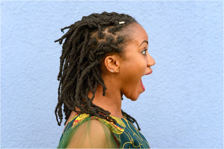 Hairstyles for Thinning Dreads What to Do if Your Locs are Falling Out