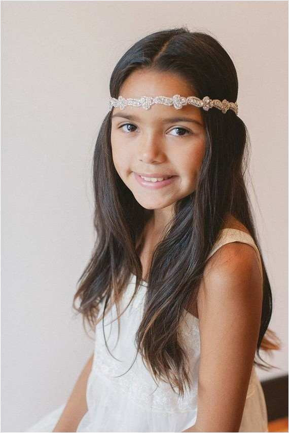 Flower Girl Hairstyles With Headband Inspirational Thinning Hair Trends With Wedding Hair For Flower Girl New