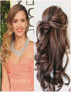 Long Curly Hairstyles for Naturally Curl Hair In 2019