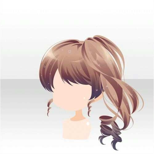 Anime Girl Hairstyle New Pin by Stingray 344 Hair Reference Pinterest Anime Girl Hairstyle