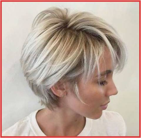 Contemporary Short Haircuts for Gray Hair Elegant Cool Short Haircuts for Women 2018 Short Haircut for