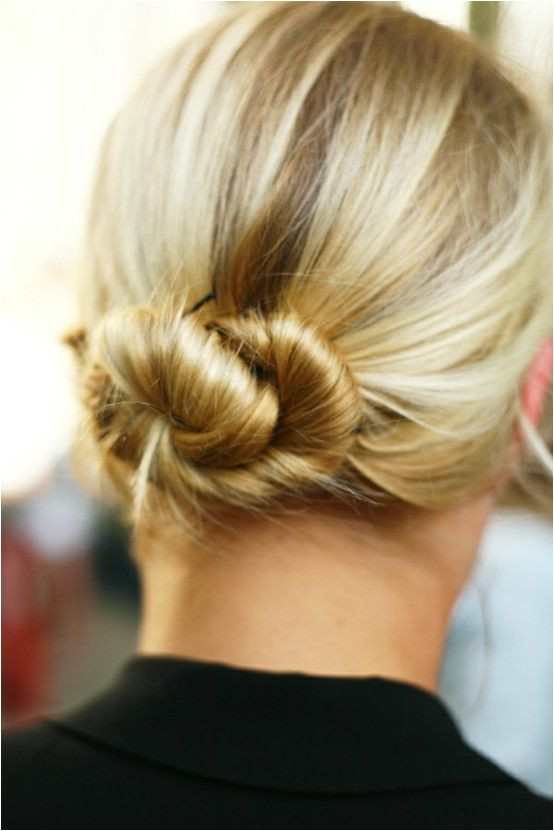 I love twisting my hair up like this It s fast easy casual sophisticated and leaves gorgeous curls when you take it out