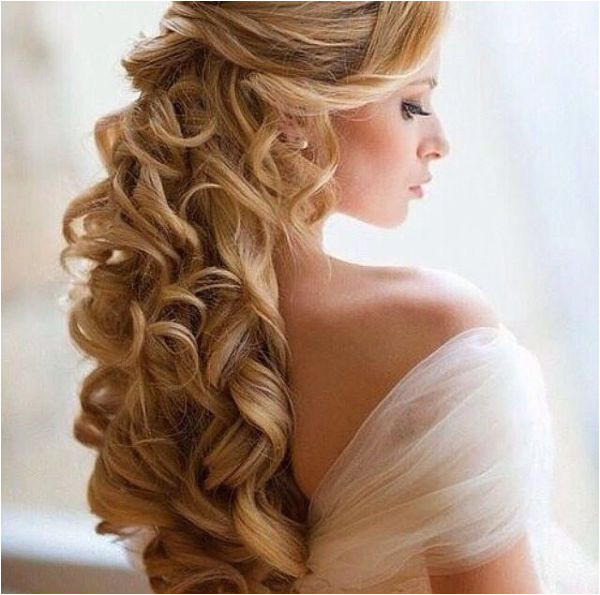 Pinterest Prom Hairstyles Half Up Half Down prom hair formal