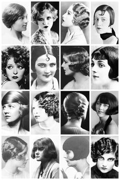 1920 s Hairstyles 3 1920s Hairstyles Short Vintage Hairstyles Famous Hairstyles La s Hairstyles