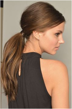 Pump up your ponytail here