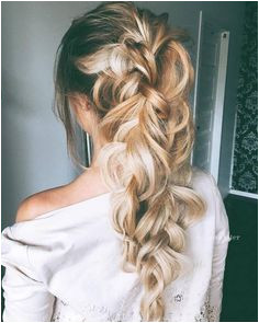 65 New Romantic Long Bridal Wedding Hairstyles to Try Loose Braids