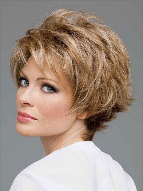 Go with a short hairstyle Short styles and cuts for women over 50