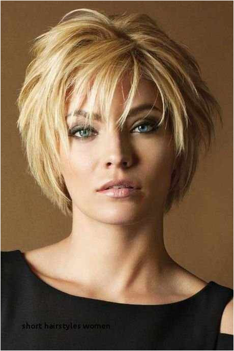 Short Hairstyles for Over 50 with Thick Hair Elegant Short Hairstyles Women Short Haircut for Thick