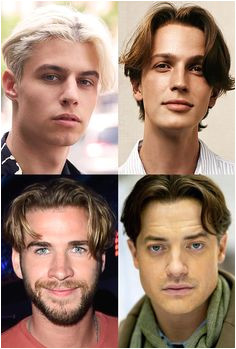 Men s Hairstyles Trends for 2017 Curtains and Centre Partings