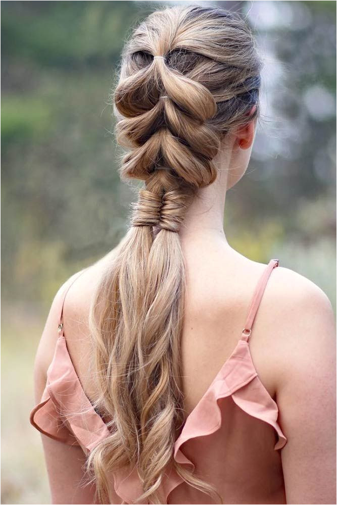 Summer Hairstyles If you are tired of wearing your hair all the same we are happy to share with