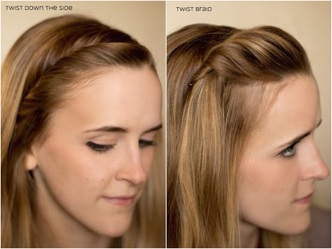 Pinning back Bangs Fringe or a quick easy everyday hairstyle if you want to wear your hair down