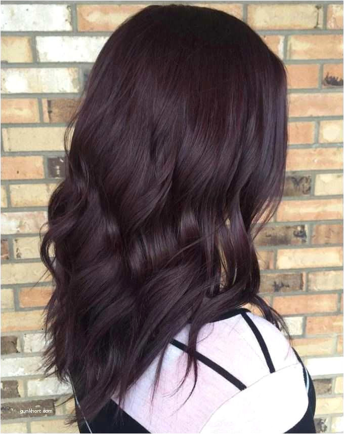 Style Different Hair Color Enchantinga Maroon Hair Color Dye New Brunette Hair Color Trends 0d 24 Amazing Two tone Hairstyles