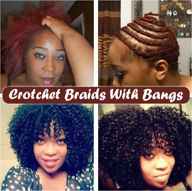 Crotchet Braids With A Bang Including Braid Pattern ckhairinformation