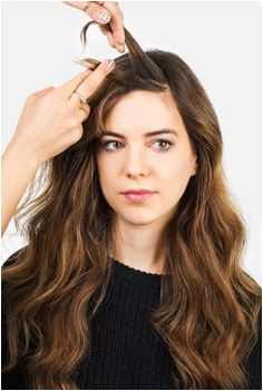 Hairstyles when Your Bangs are Growing Out Deal with Growing Out Bangs with these Fab Hairstyles