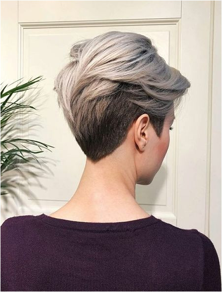 V Shape Cut Ideas for Short Hairstyles 2018