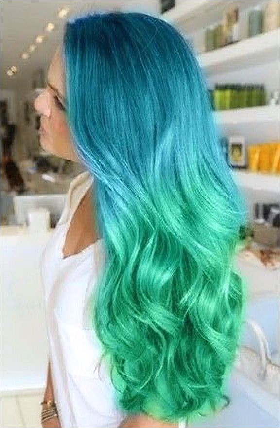 10 Cool Color Hairstyles for Summer 💕💯