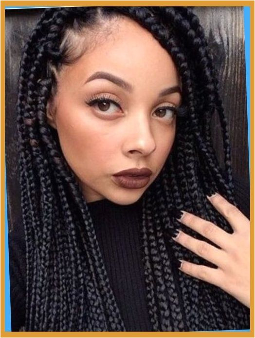 7 Awesome African American Braided Hairstyles Braids Pinterest