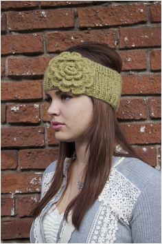 crochet headband Crocheted Headbands Knitted Headband Head Bands Headband Hairstyles Knit Beanie
