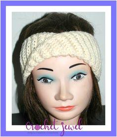 Amy s Crochet Creative Creations Crochet Twist Turban Headband Turban Headbands Crochet Headbands Crochet