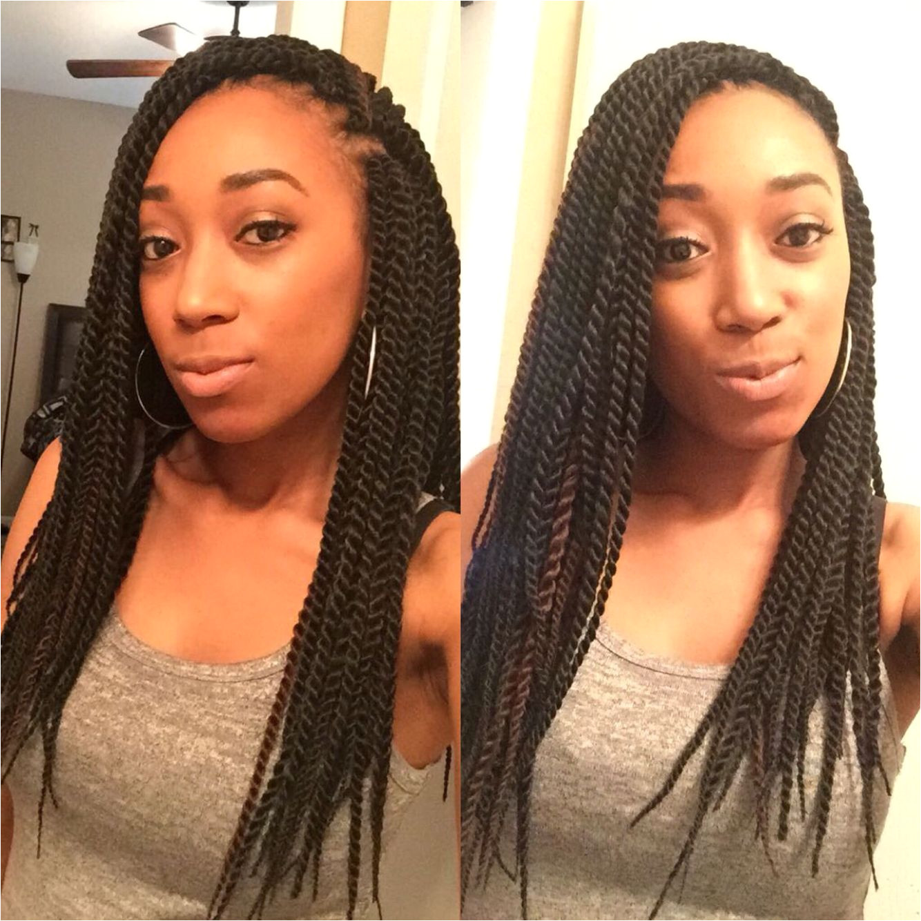 Hairstyles with Crochet Twist Crochet Senegalese Twists All About Hair