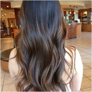 Balayage Highlights Brunette Charming Balayage Hair Pinterest to Her with Highlight Colors for