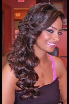 Image result for romantic side swept updo Side Hairstyles Wedding Hairstyles Bridesmaid Hairstyles