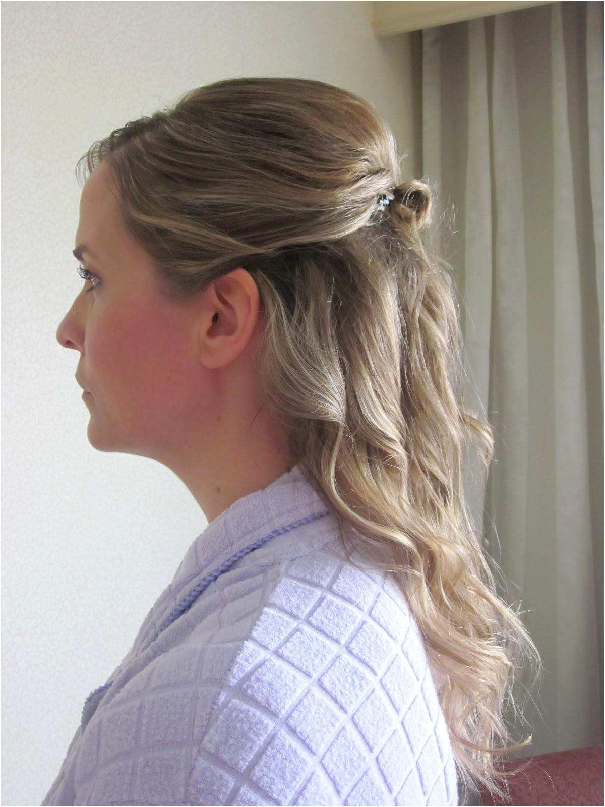 Flower Girl Hairstyles Half Up Half Down Elegant 19 Attractive Half Up Wedding Hairstyles S