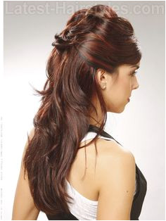 20 Gorgeous Formal Half Updos You ll Fall In Love With
