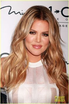 khloe kardashian sheer las vegas nightclub appearance 10 Khloe Kardashian rocks a revealing sheer dress while