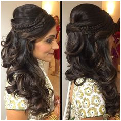 Wedding Hairstyles For Women Bridal Hairstyles With Braids Engagement Hairstyles Indian Bridal Hairstyles