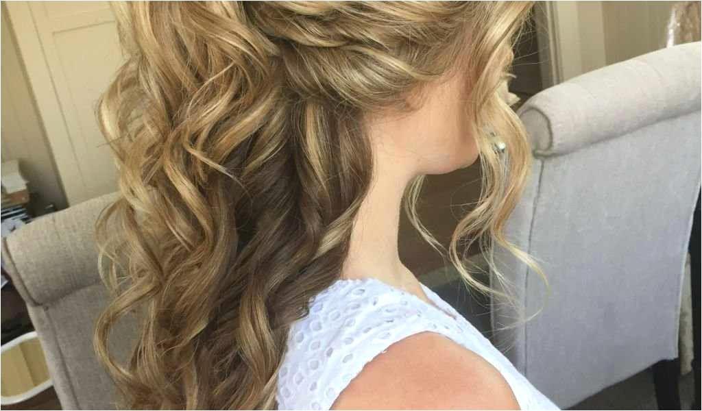 Half Up Half Down Hairstyles Wedding Pinterest Luxury Pin Od Concept Half Up Half Down