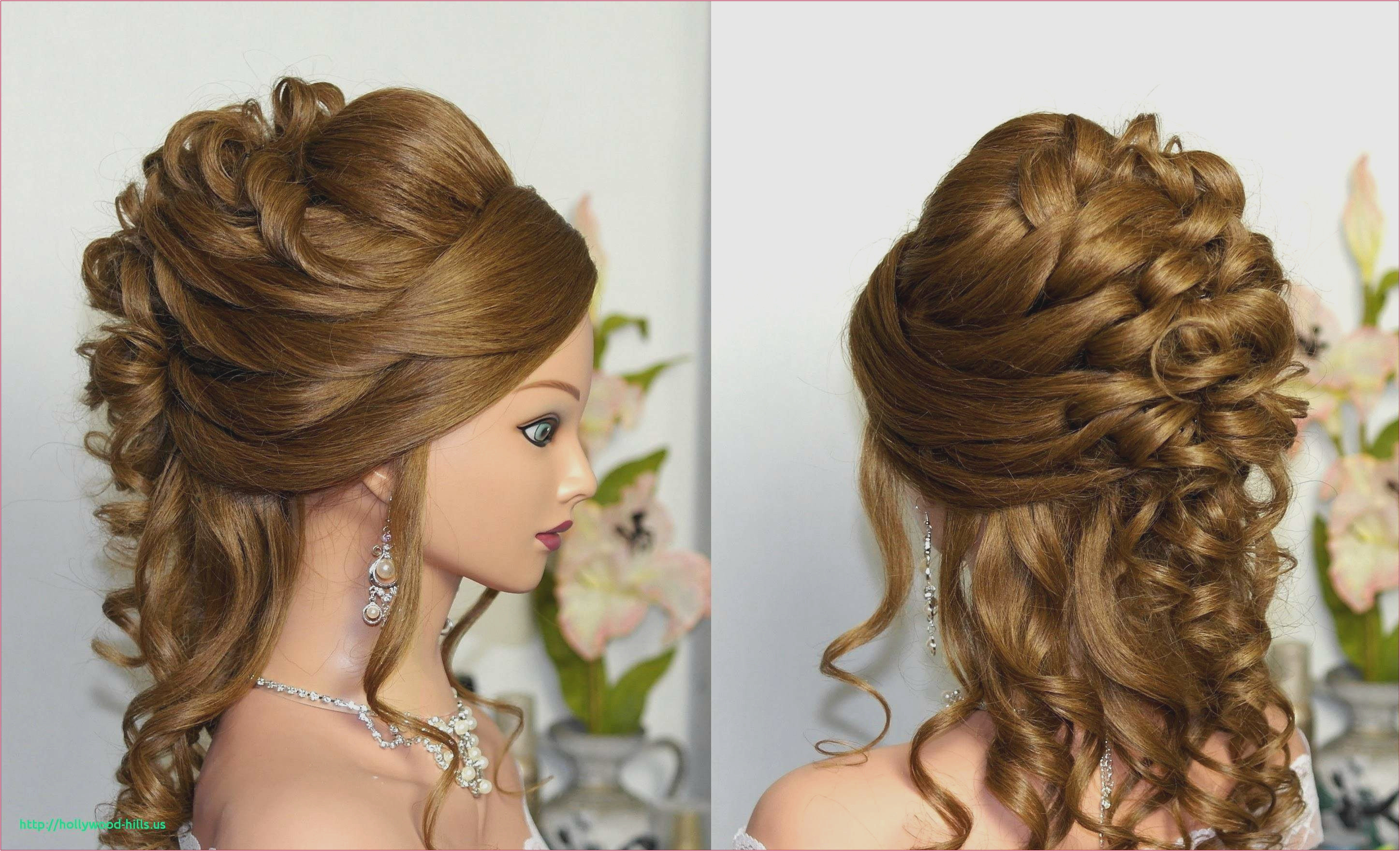 Wedding Hairstyles Down Curly Simple Curly Hairstyles Wedding Hairstyles Half Up Half Down Curly