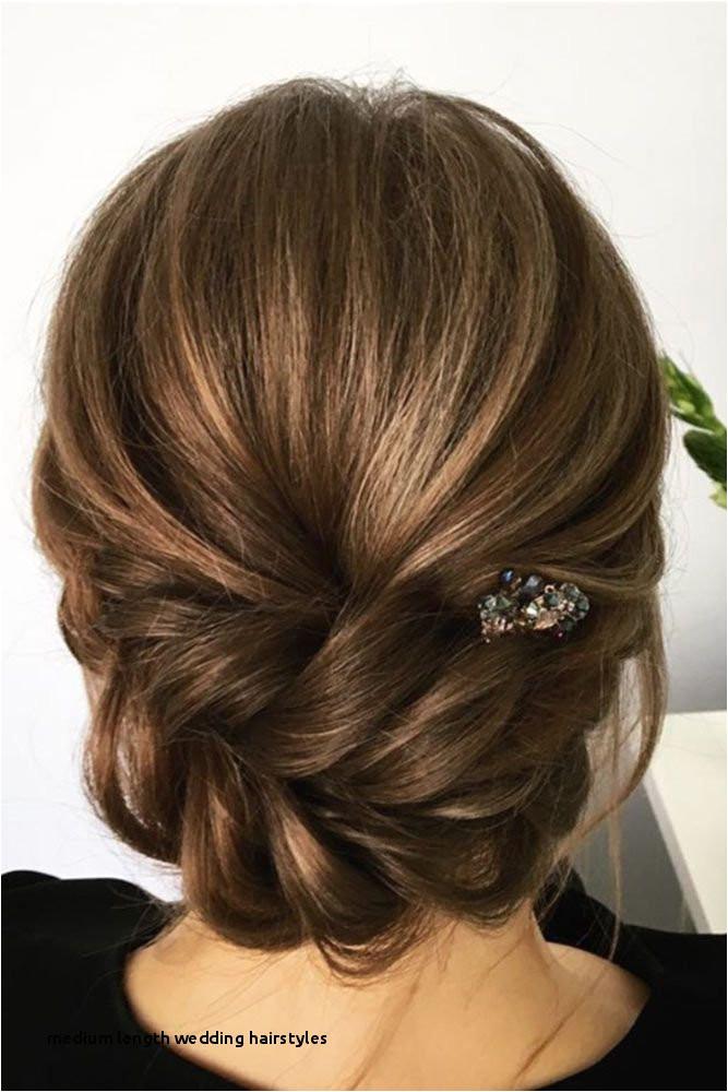 Half Up Updos Medium Length Wedding Hairstyles Bridal Hairstyle 0d Wedding Hair