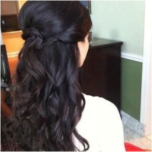 Half Updo Hairstyles for Prom Beautiful Hair