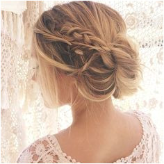 10 Pretty Messy Updos for Long Hair Updo Hairstyles 2019
