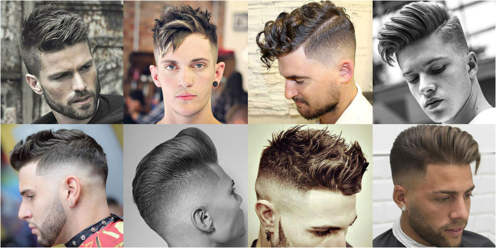 23 Different Hairstyles For Men 2019
