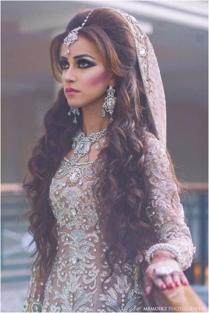 The Best Indian Wedding Hairstyles half updo Shaadi Bazaar