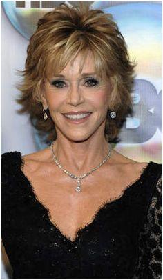 thuld de geheimen van Jane Fondas jeugdige looks Short Hair With Layers Short Sassy