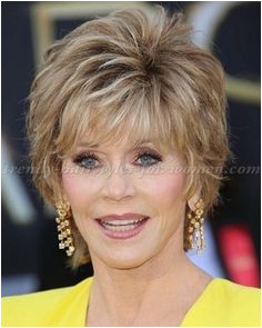 short hairstyles over hairstyles over 60 Jane Fonda short hairstyle Hairstyles
