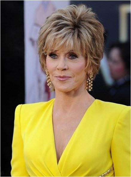 Short Hairstyles for Fine Hair Over 60 Beautiful 30 Best Jane Fonda Hairstyles 25 Luxury