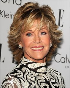 20 stylish and charming Jane Fonda hairstyles