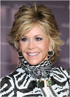 Jane Fonda Hairstyles Images Short Haircuts for Older Women Jane Fonda Pinterest