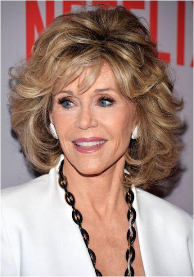 30 stilvolle und charmante Jane Fonda Frisuren charmante fonda frisuren stilvolle