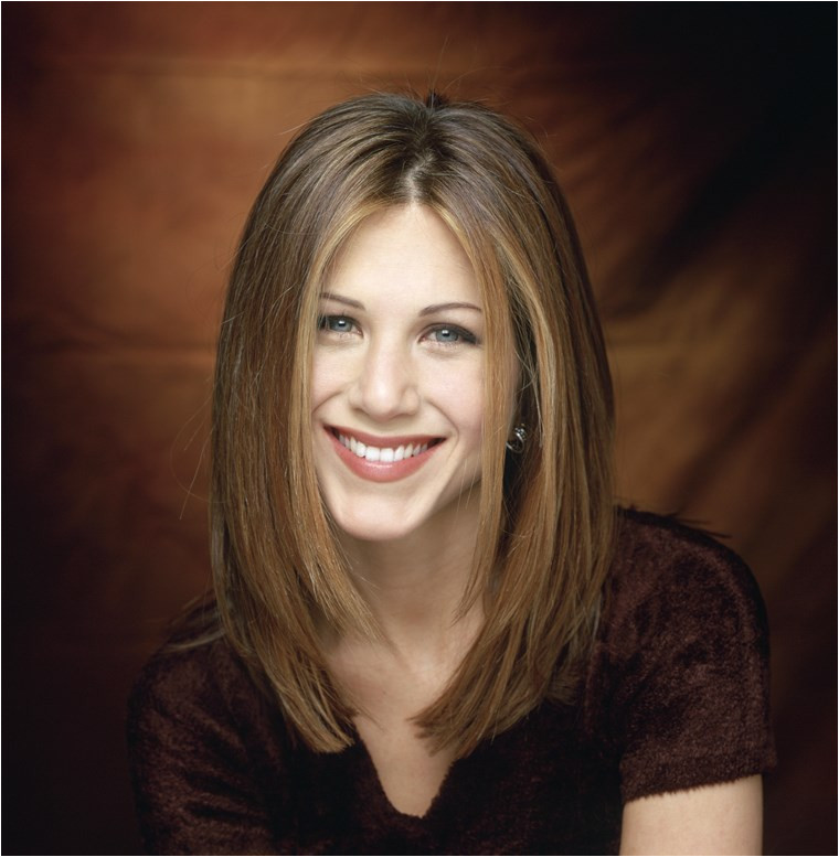 1997 FRIENDS Pictured Jennifer Aniston