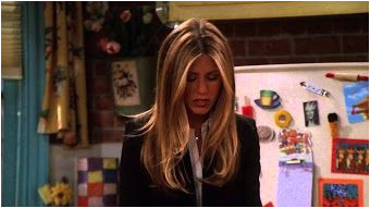 rachel hair friends season 9 Google Search