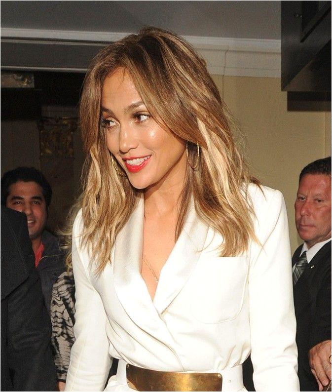 "Bob Haircuts Long Hairstyles Jenifer Lopez ""Chanteuse Américaine"" Jennifer Lopez s Celebrity Style Inspiration Medium Hair"